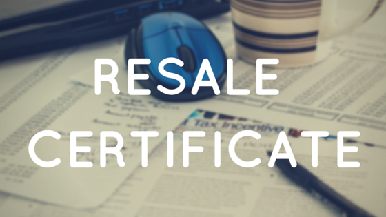 What is a resale certificate and how to get one | 888 Lots Blog