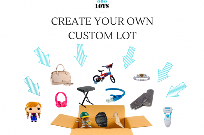 CREATE YOUR OWN CUSTOM LOT