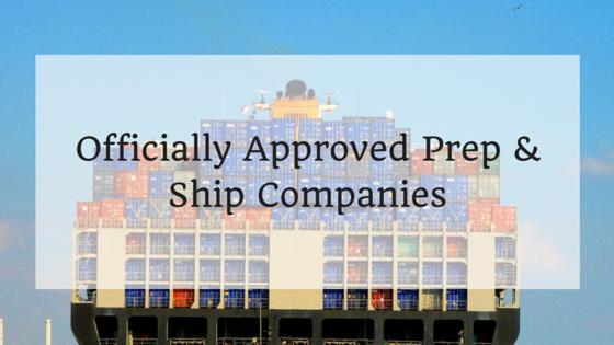 prep & ship